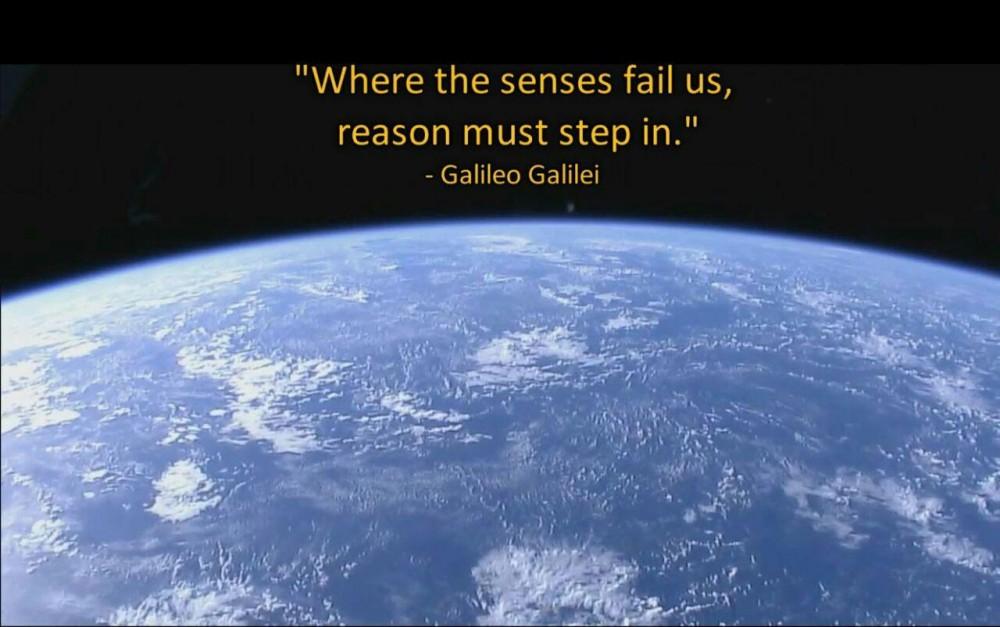 نظریه عجیب زمین مسطح
