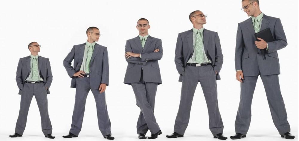 آدمهای قد بلند موفق ترند یا قد کوتاه ؟!!