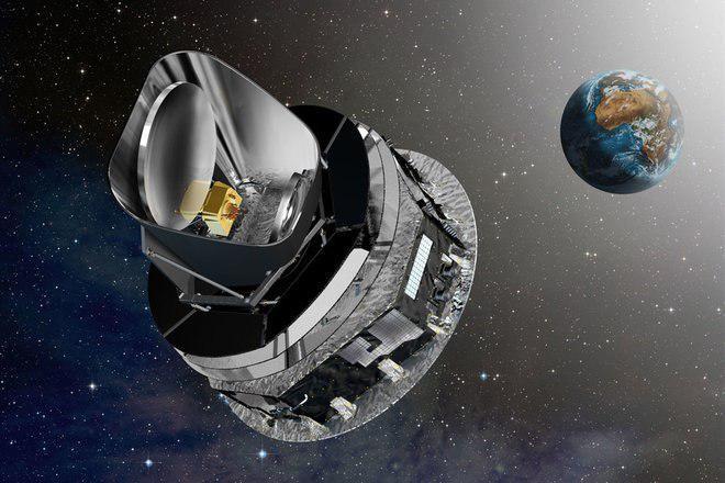 ماهوارهٔ پلانک