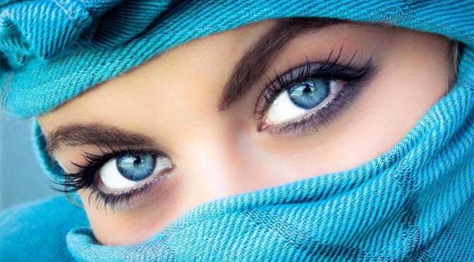 طالع بینی و شخصیت شناسی از روی رنگ چشم ها