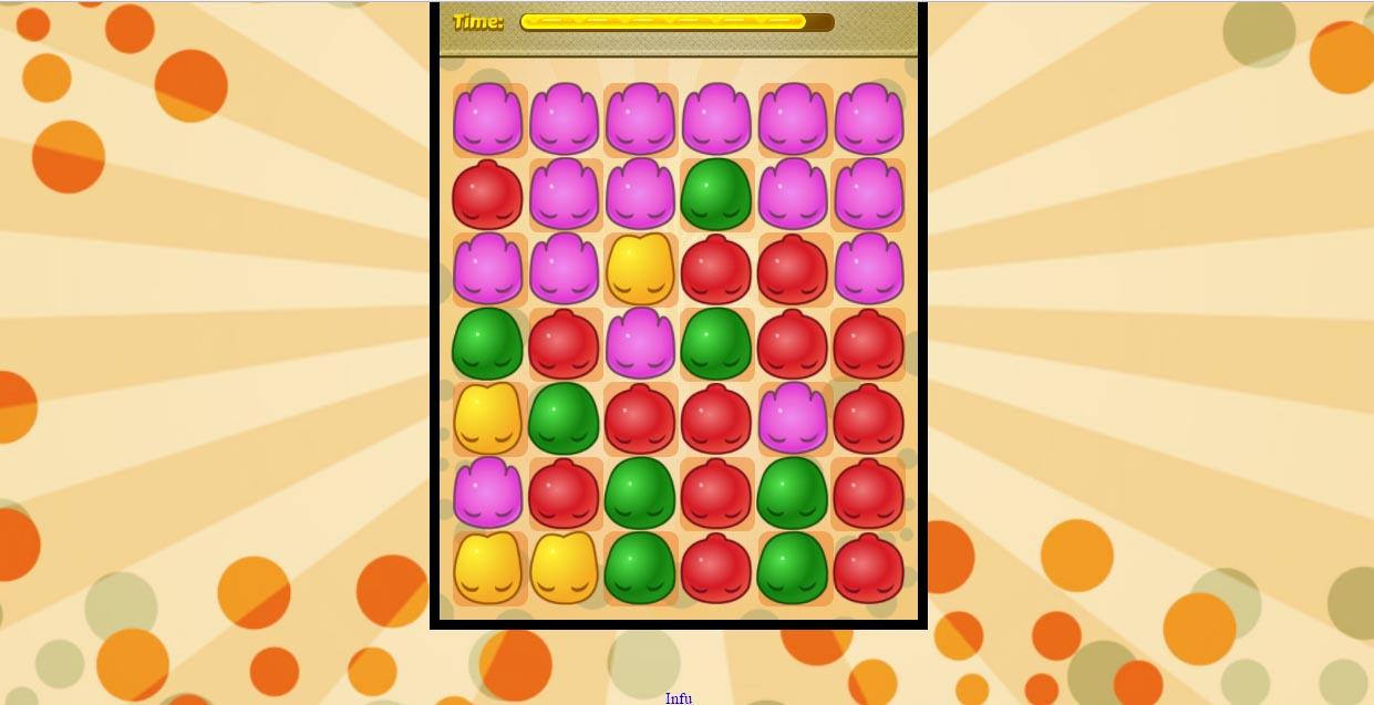 بازی آنلاین Jelly Break